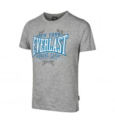 EVERLAST EVR8187 JUNIOR T-SHIRT - L.GREY