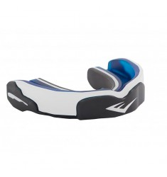 EVERLAST EVERGEL MOUTHGUARD CE WITH CASE - BLUE/WHITE