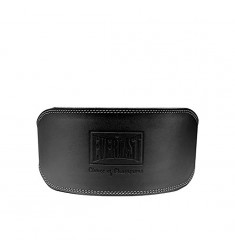 EVERLAST PADDED WEIGHT LIFTING BELT - BLACK
