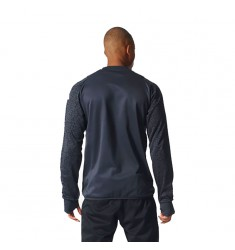 ADIDAS REAL EU TRG TOP    CARBON